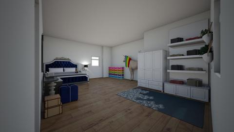 Dream Bedroom - Bedroom - by Meghan09