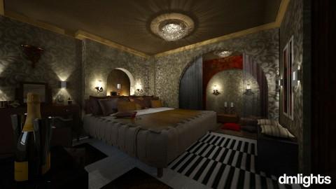 Bedroom redesign - Rustic - Bedroom - by DMLights-user-1468788