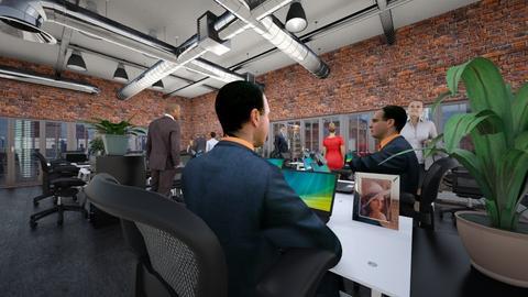 Loft Office - Office - by SammyJPili
