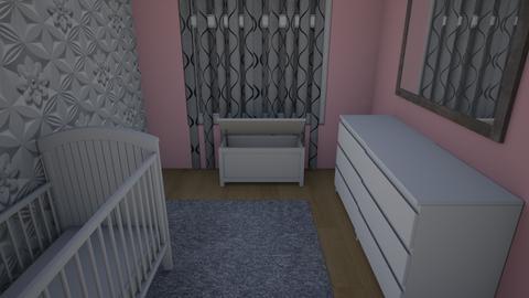 Emilys Room - Kids room - by NatalieHarr1993
