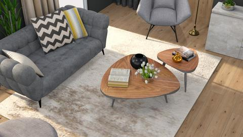 ARTISAN FLOORING template - Living room - by Vlad Silviu