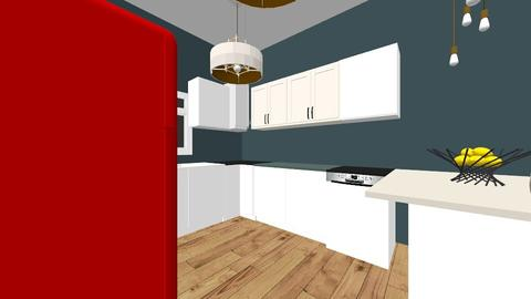 My Room Arch Basics - Modern - Kitchen - by tlee3877