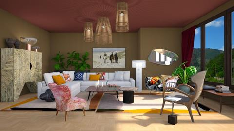 My BOHO Living - Modern - Living room - by 3rdfloor