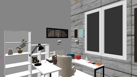 Office 1 - Minimal - Office - by milliediamond