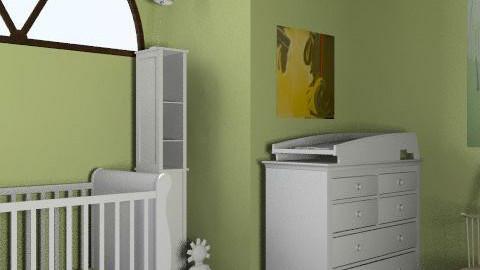 bDVBUIWAP - Retro - Kids room - by patfoyle