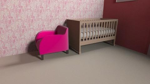 bedroom - Kids room - by Nataliyaa_Sealey