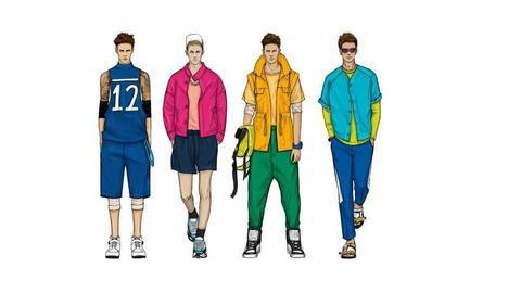 mens design clothes teen - by LucaIdunstri