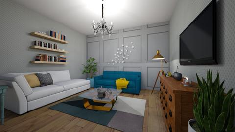 formall - Living room - by dena15