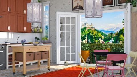 Heart of the home - Kitchen - by The quiet designer