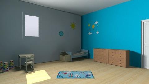 kidddies room _14 - Kids room - by tyronbaxter15