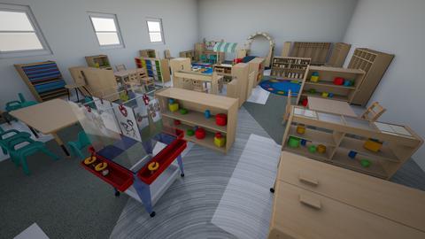 pre k - Kids room - by taylorlloyd