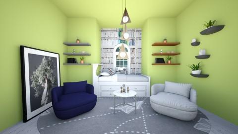 Beautiful  - Modern - Bedroom - by kemelly hinara