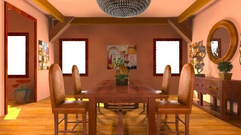 Cabin - Modern - by Kim