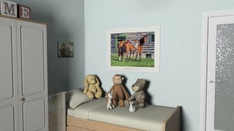 Cili76 2 Gyerek szobája - Minimal - Kids room - by Vargn Nagy Ceclia