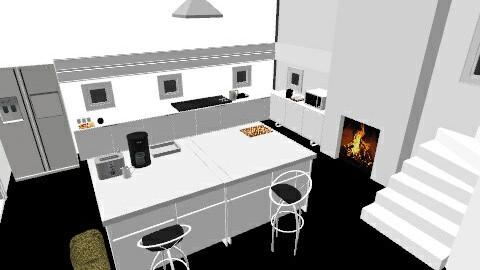 Kitchen - Glamour - Kitchen - by Lucrecia Micaela
