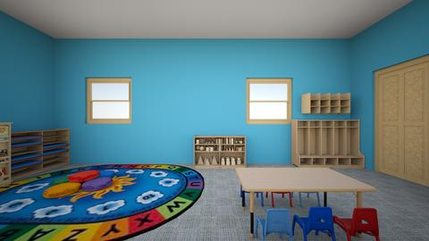 PreK Classroom - by AQEZHTRSWLKJKWUNBAEKXTFSTYPSHXB