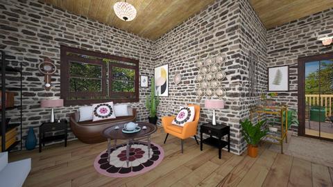 Tea Room  - Vintage - by timeandplace