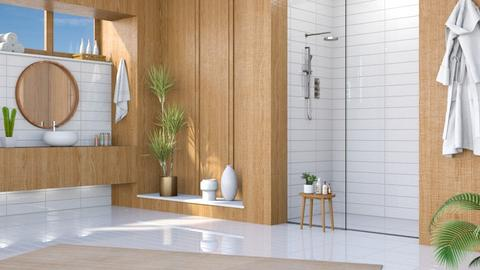 MCM bathroom - Bathroom - by LB1981