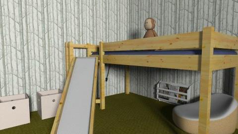 kidsroom - Rustic - Kids room - by BetinaBressel