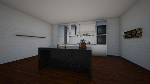 cozinha - Kitchen - by marcos38383