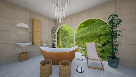 1 2 5 - Bathroom - by Ancela MacRae