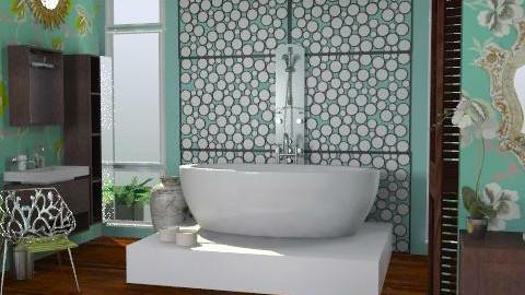 Bubbles luxury - Eclectic - Bathroom - by ovchicha