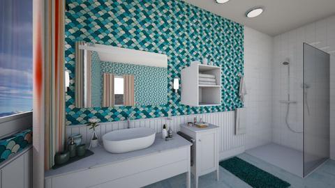 uu - Bathroom - by katarina13