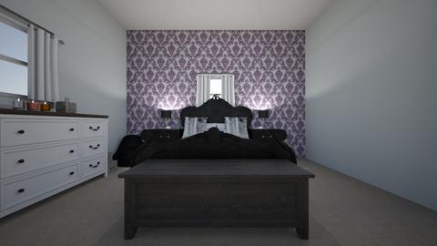 Amanda Smith - Bedroom - by mandyrose17