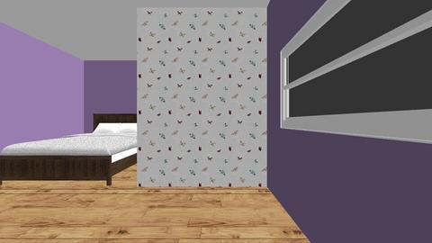 master bedroom - Bedroom - by alevy204