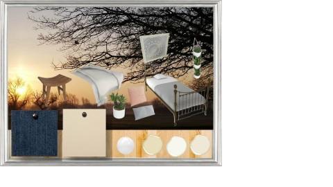 early morning blush - by modern budding designer