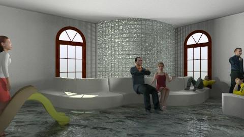 mel - Minimal - Living room - by mschu2531
