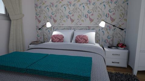 dormitorio casal 2 - Bedroom - by Astral da Casa