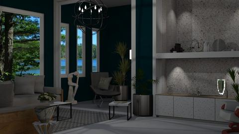 IP Terrazzo - Living room - by Sue Bonstra