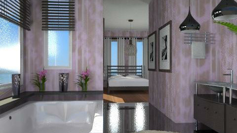Lavender Scent - Eclectic - Bathroom - by channing4