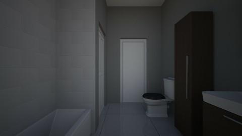 salle de bain - by Aden Youssouf