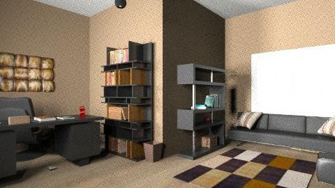 Room3 - Modern - Office - by xheni46