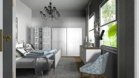A Take on Tradition Slpn - Vintage - Living room - by ovchicha