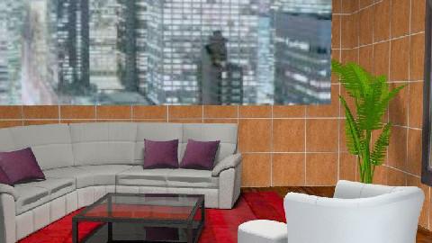 City Up Close - Living room - by tingo