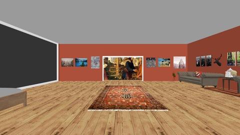Art Apartment - Modern - by 24coscarson