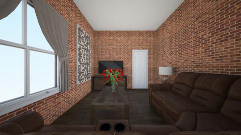 modern cottage - by Jack Bodington