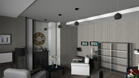 Black tea - Global - Living room - by Anna Rainbow