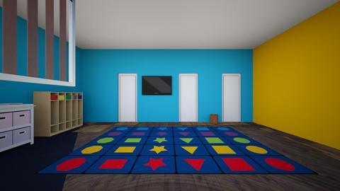 Childrens Space  - Kids room - by Echarles
