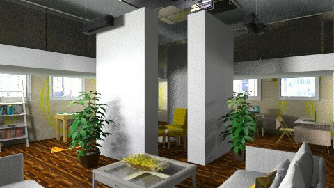 Study - Modern - Office - by Puppy Chow