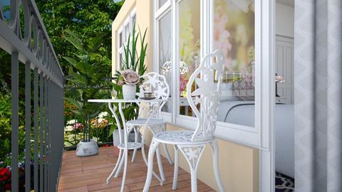 Treasure_Balcony - Garden - by Laurika