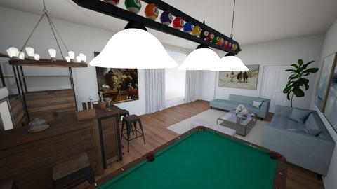 rooftop - Living room - by salj