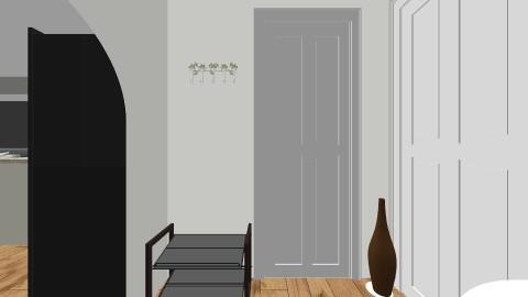 My dream home 4hall - Modern - by aleksandra8
