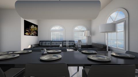 p12 - Minimal - Kitchen - by marianab