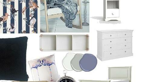 sea bedroom - by Kalinowska