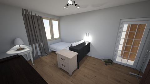 tak bylo TEZ 6 - Bedroom - by kassqqaa
