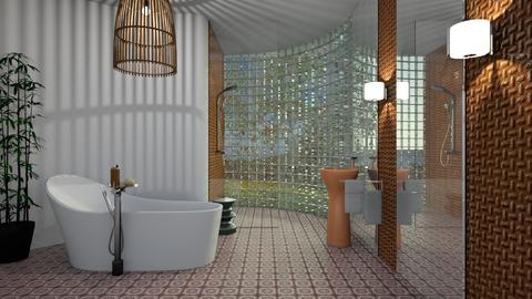 Bathroom For Lola - Eclectic - Bathroom - by 3rdfloor
